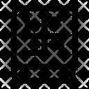 Chopda Pujan Swastika Swastika Book Icon
