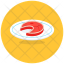 Chopped Meat Grilled Food Fish Steak Icon