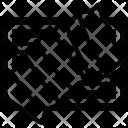 Chopping Icon