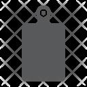 Cutting Board Chopping Icon