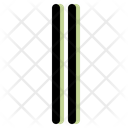 Chopstick Food Meal Icon