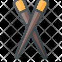 Chopstick Stick Chop Icon