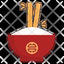 Chopsticks Etiquette Asian Belief Belief Badluck Superstition Japan Icon