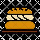 Choux Cream Icon