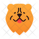 Chow Chow Dog Puppy Icon