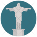 Christ Rio Wonder Icon
