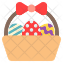 Christ Easter Basket Icon