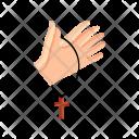 Christian Church Jesus Icon