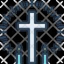 Christian Pious Religious Icon