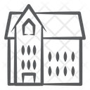 Christian Building Church Chapel Icon