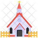 Christian Building Icon