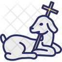 Christian Concept Shepherd Jesus Icon