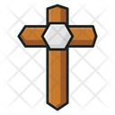 Cross Symbol Jesus Sign Religious Symbol Icon