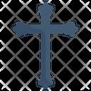 Catholic Christian Cross Icon