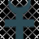 Christian Cross Variants Icon