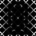 Chisrtian Graveyard Gravestone Tombstone Icon