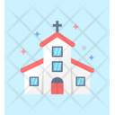 Christian House Icon