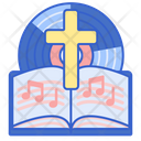 Christian Music Music Note Christian Icon