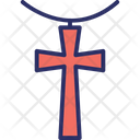 Christianity Cross Cross Necklace Icon
