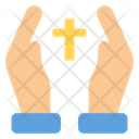 Christianity Prayer Icon