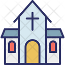 Christians building Icon