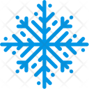 Christmas Holiday Snowflake Icon