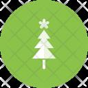 Christmas Easter Tree Icon
