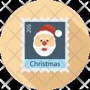 Christmas Card Greetings Icon