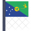 Christmas Island Flag Icon
