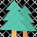 Christmas Trees Cypress Icon