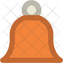 Christmas Bell Church Icon