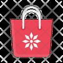 Bag Christmas Party Icon