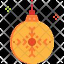 Ball Decoration Ornaments Icon