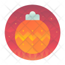 Christmas Tree Ornament Icon