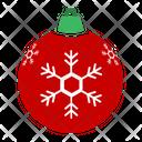 Christmas Ball Christmas Ornaments Ornaments Icon