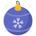 Christmas Ball Christmas Ornament Christmas Tree Ball Icon