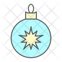 Christmas Tree Ball Icon