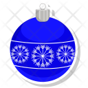 Bauble Ball Christmas Icon