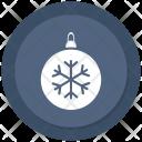 Ball Bauble Christmas Icon