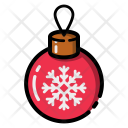 Ball Ornament Tree Icon