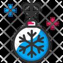 Christmas Balls Icon