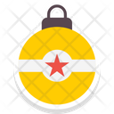 Christmas Baubles Icon