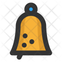 Christmas Bell Holiday Icon