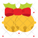 Bells Christmas Sleigh Icon