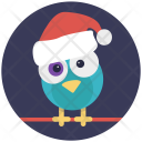 Christmas Bird Icon
