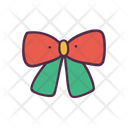 Ribbon Bow Party Icon