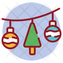 Christmas Buntings Icon