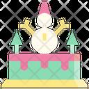 Cake Dessert Sweet Icon