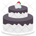 Cake Birthday Cake Christmas Cake Icon