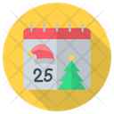 Calendar Christmas Holiday Icon